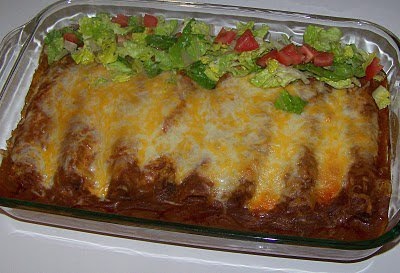 RECIPE of the WEEK: JUANA ENCHILADAS