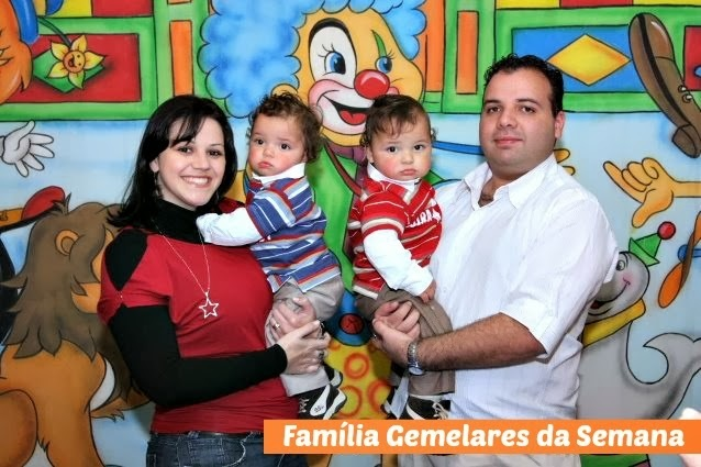Mãe de gêmeos, Gislaine Oliveira conta sua história
