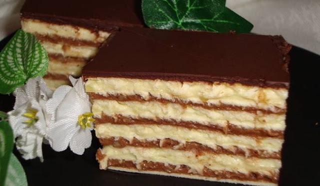VUKOVARSKE KOCKE: Najukusni brzi kolač bez pečenja, stvoren za uživanje