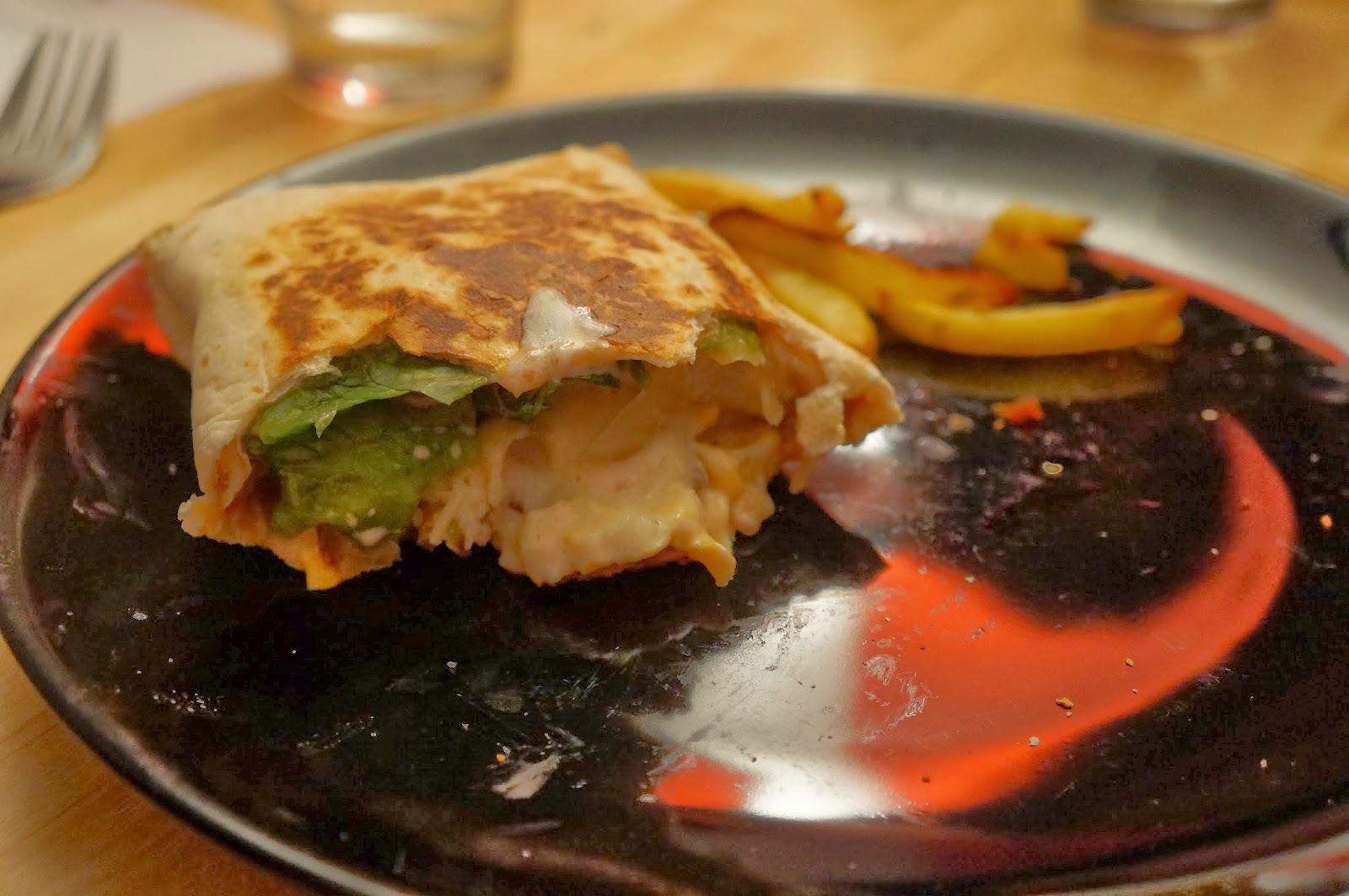 Le tacos Lyonnais maison