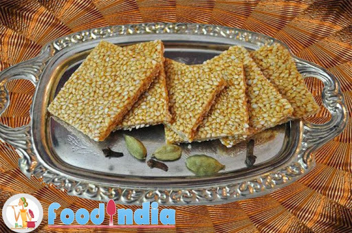 Til Chikki Recipe | Uttrayan and Winter Special Til Chikki
