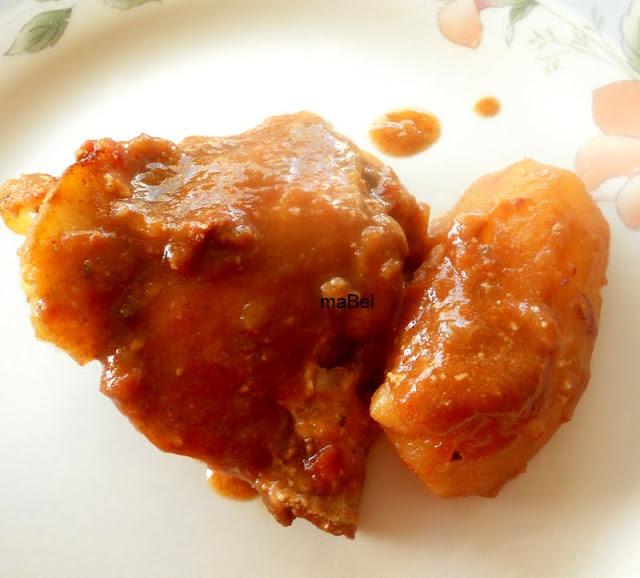 Pollo Friki o frikada de pollo