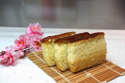 ♥ Japanese Castella Cake ♥