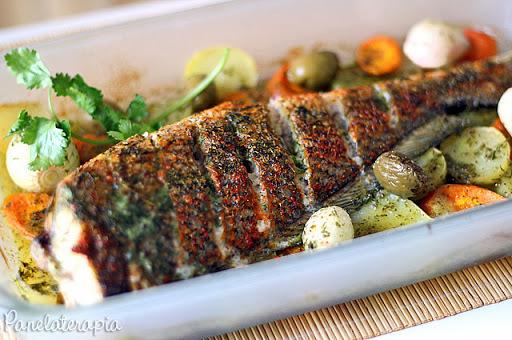de peixada com peixe de agua doce