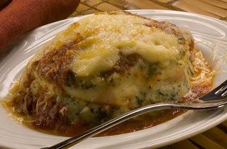 nhoque de batata de forno