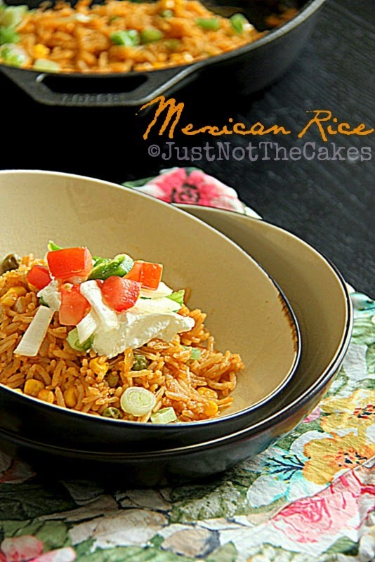 Mexican Rice - Food Of The World