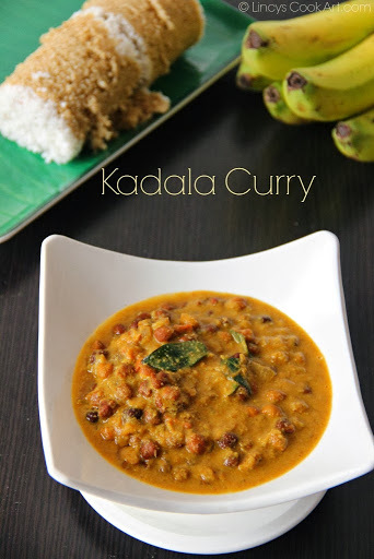 Kadala Curry/ Kerala Kadala Curry/ Kadala Curry for Puttu and Appam