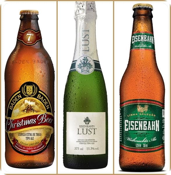 Quentinha: Cervejas para as festas de fim de ano