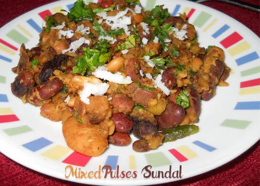 Mixed Pulses Sundal