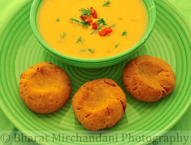 Dal Baati, Churma-Rajasthani Cuisine