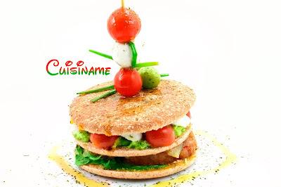 Sándwich Gourmet | Sándwich Thins