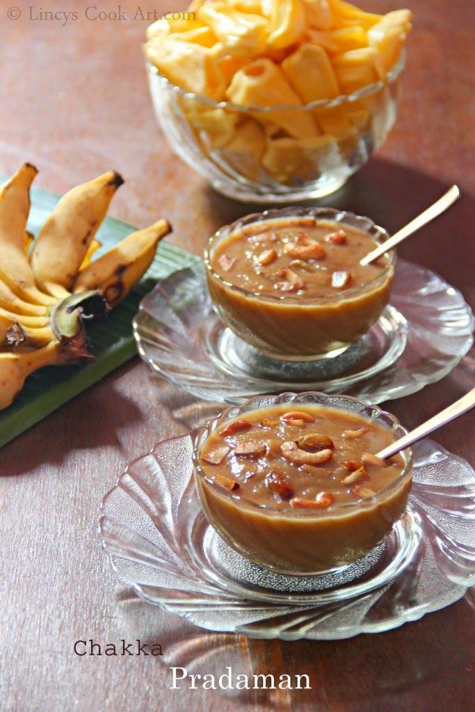 Chakka Pradaman/ Jack Fruit Payasam
