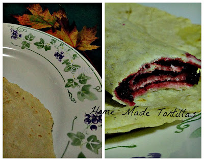 Corn tortillas from scratch/Home made corn tortillas