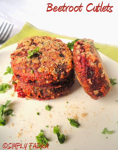Beetroot Cutlets| Beetroot Kebab| Beetroot Recipes