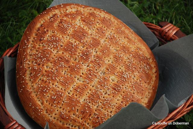 Pain Turc Ramazan Pide