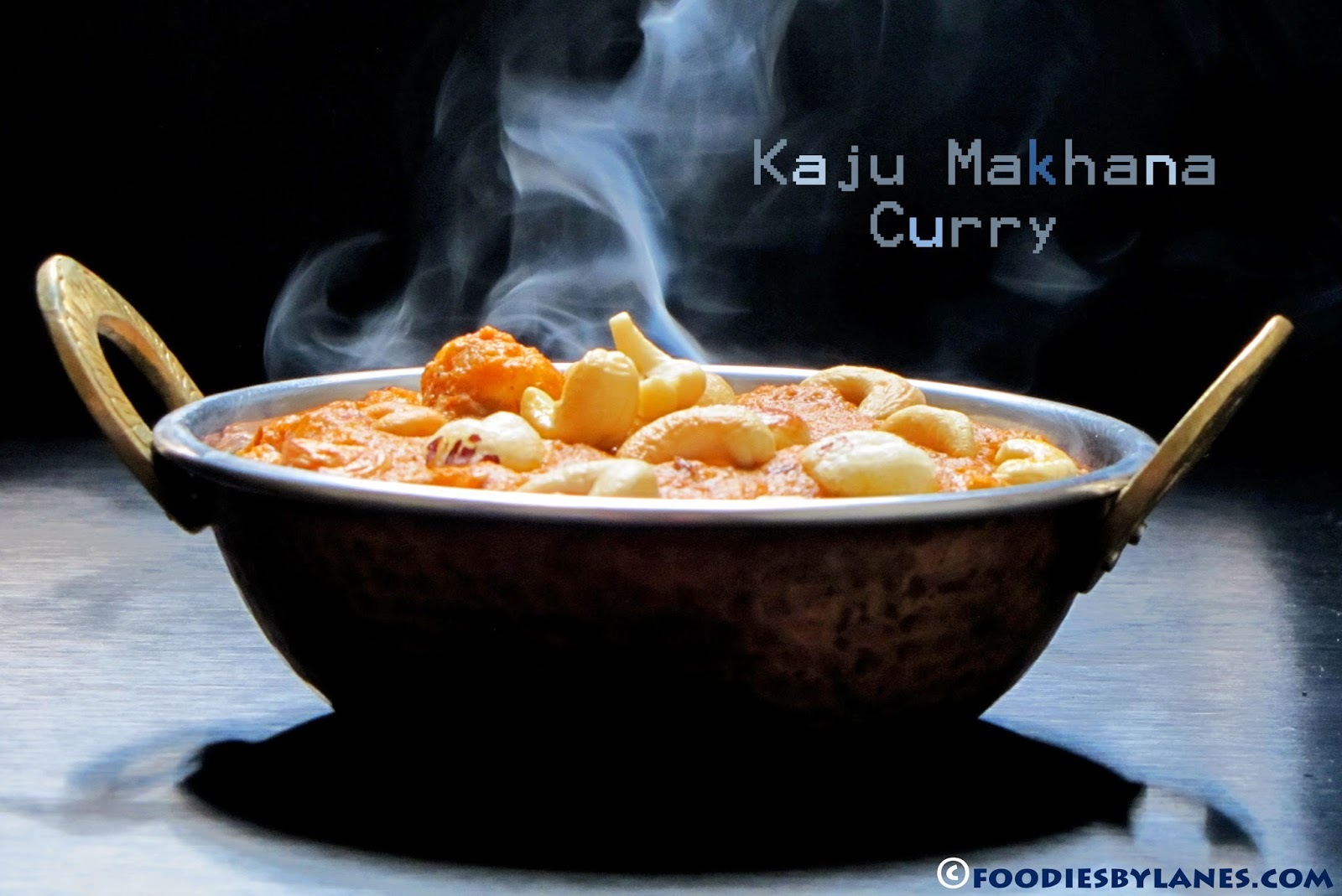 Kaju Makhana Curry