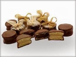 de doces finos para festas