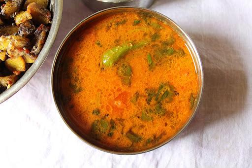 sambar rice andhra style