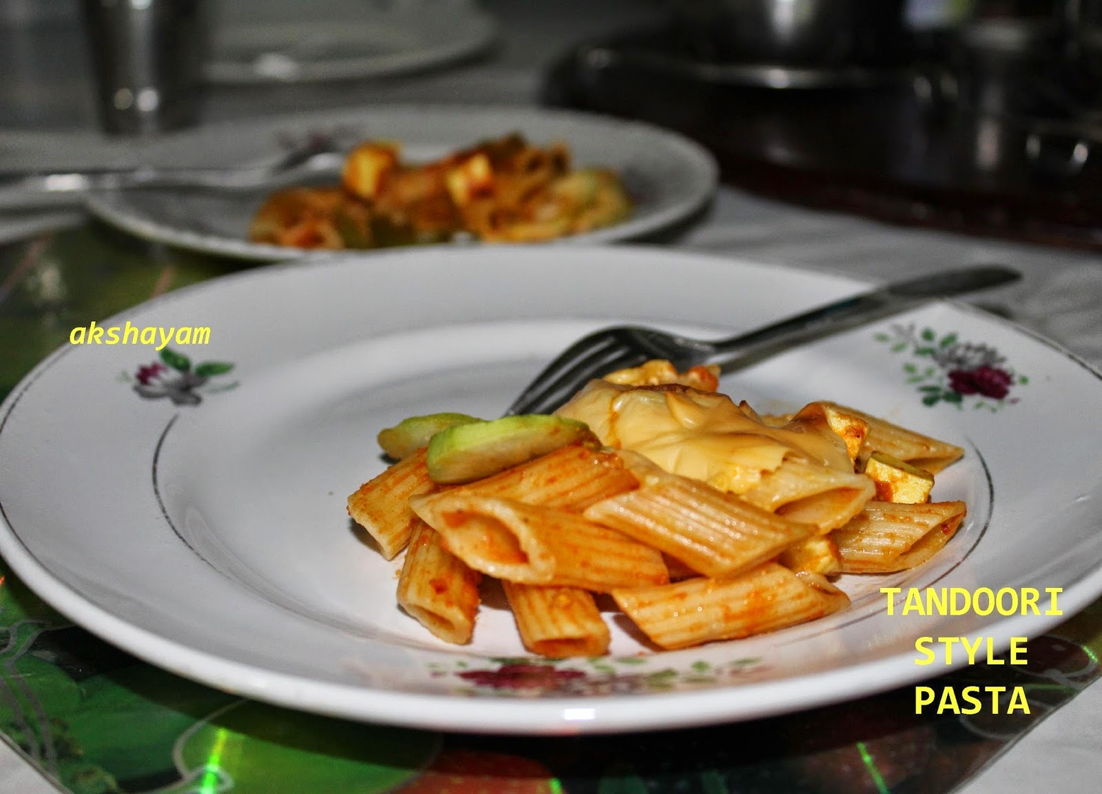 Tandoori Style Pasta