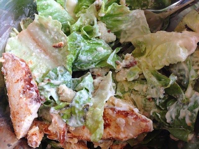 Recette de salade de dinde aux fines herbes