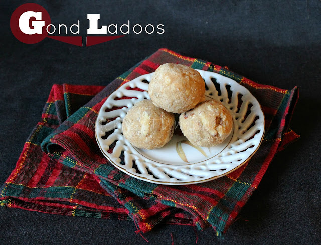 Gond Ladoos, Must Have Sweet In The Winters