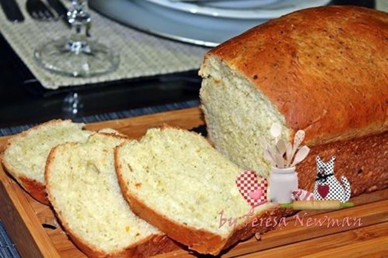 Pão Italiano com Ervas