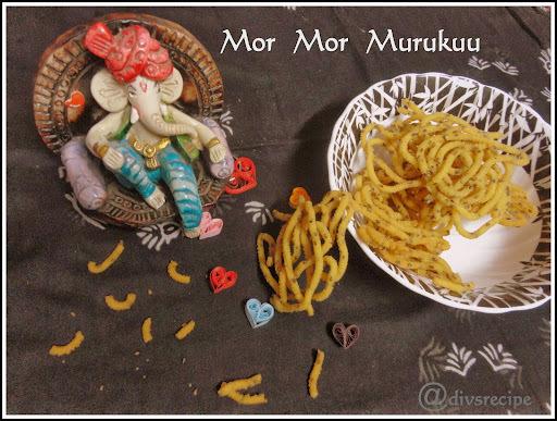 Crispy Murukku