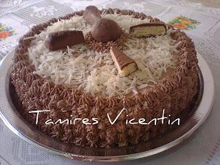bolo de 3 kilos é que tamanho