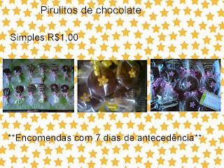 Promoção de Pirulitos
