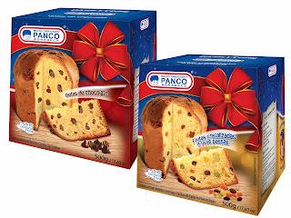 Natal com Panettones PANCO