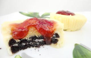 Oreo cheesecake cupcakes y sorteo President