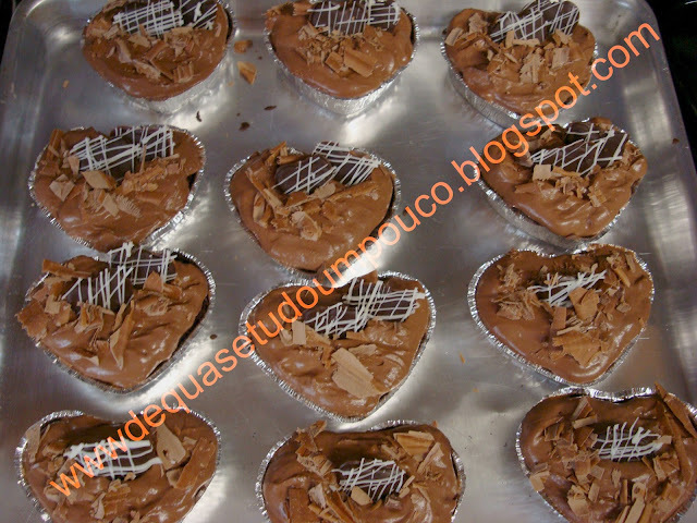 pão de ló de chocolate a mesma massa de pão de ló pode fazer cupcake