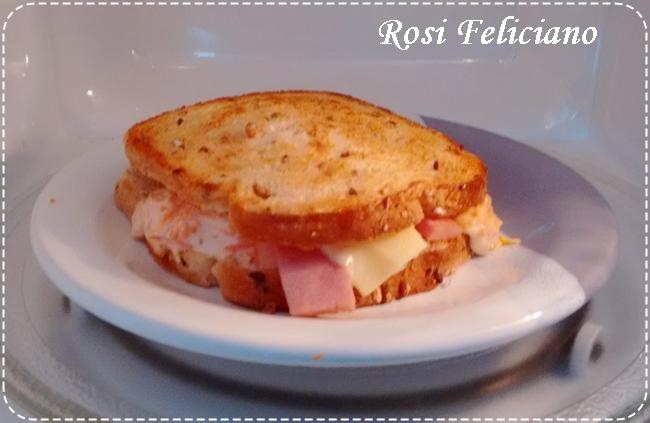Lanche Natural light, alimentação saudável com Rosi Feliciano