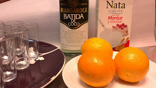Naranja Colada...