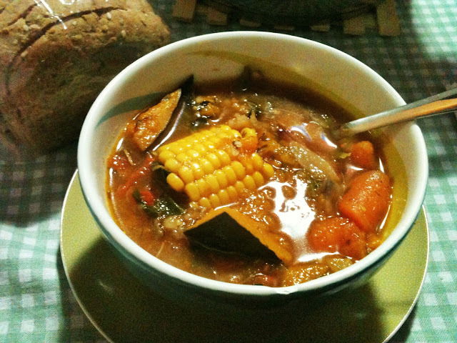 comfort food: a sopa no dia seguinte