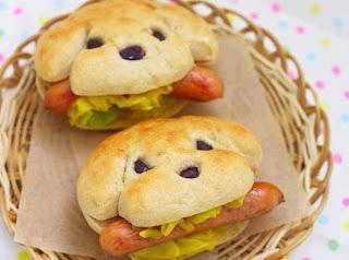 pratos decorados com frutas para crianças