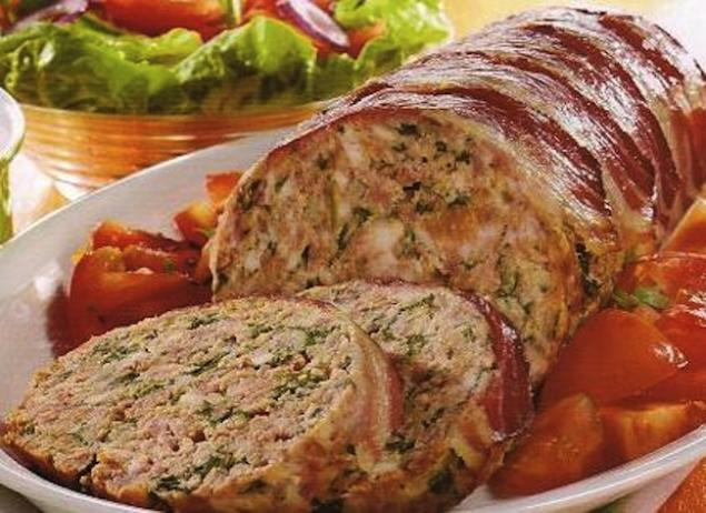 carne de puerco salsa roja