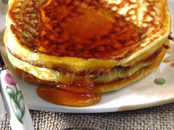 Τηγανίτες ή pancakes