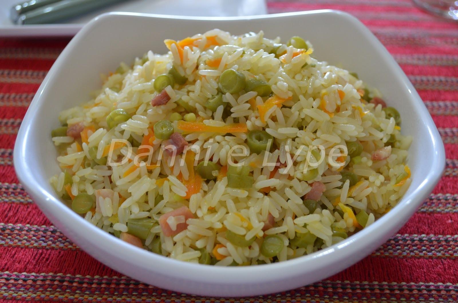como fazer rim de boi com arroz