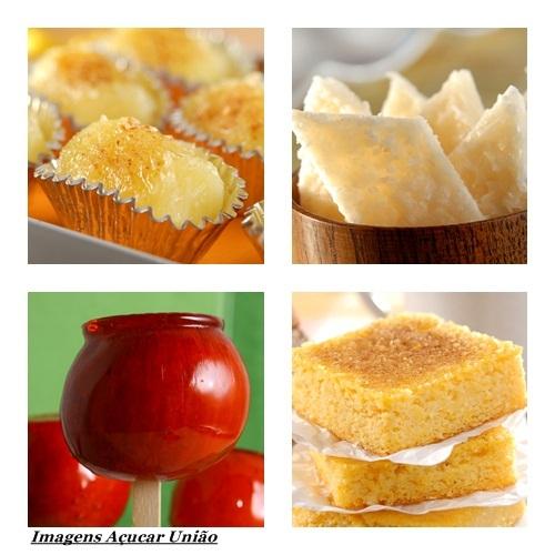 bem simples brasil no prato cocada