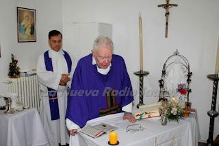 El Padre Daniel Melchior y sus 65 años de ordenación sacerdotal