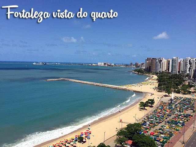 Fortaleza - Diário de Viagem #1