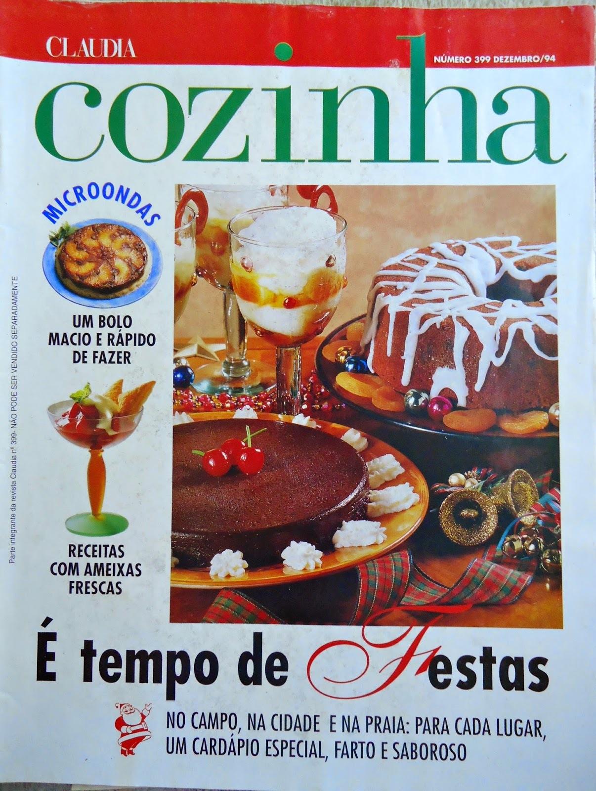 Claudia Cozinha Dezembro/94 # Claudia Cozinha Dezembro/91