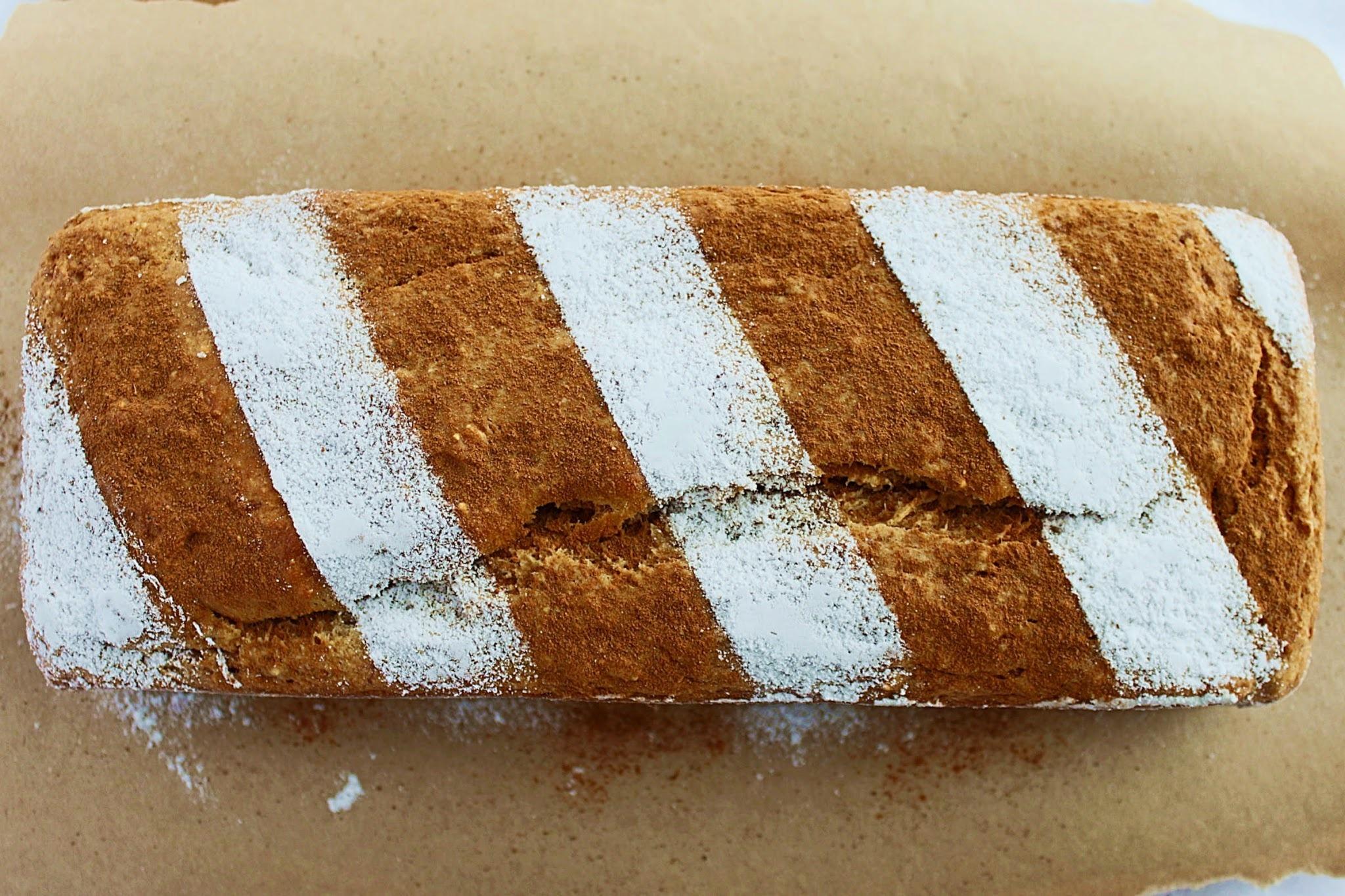bolo de chocolate fécula de batata e farinha trigo integral
