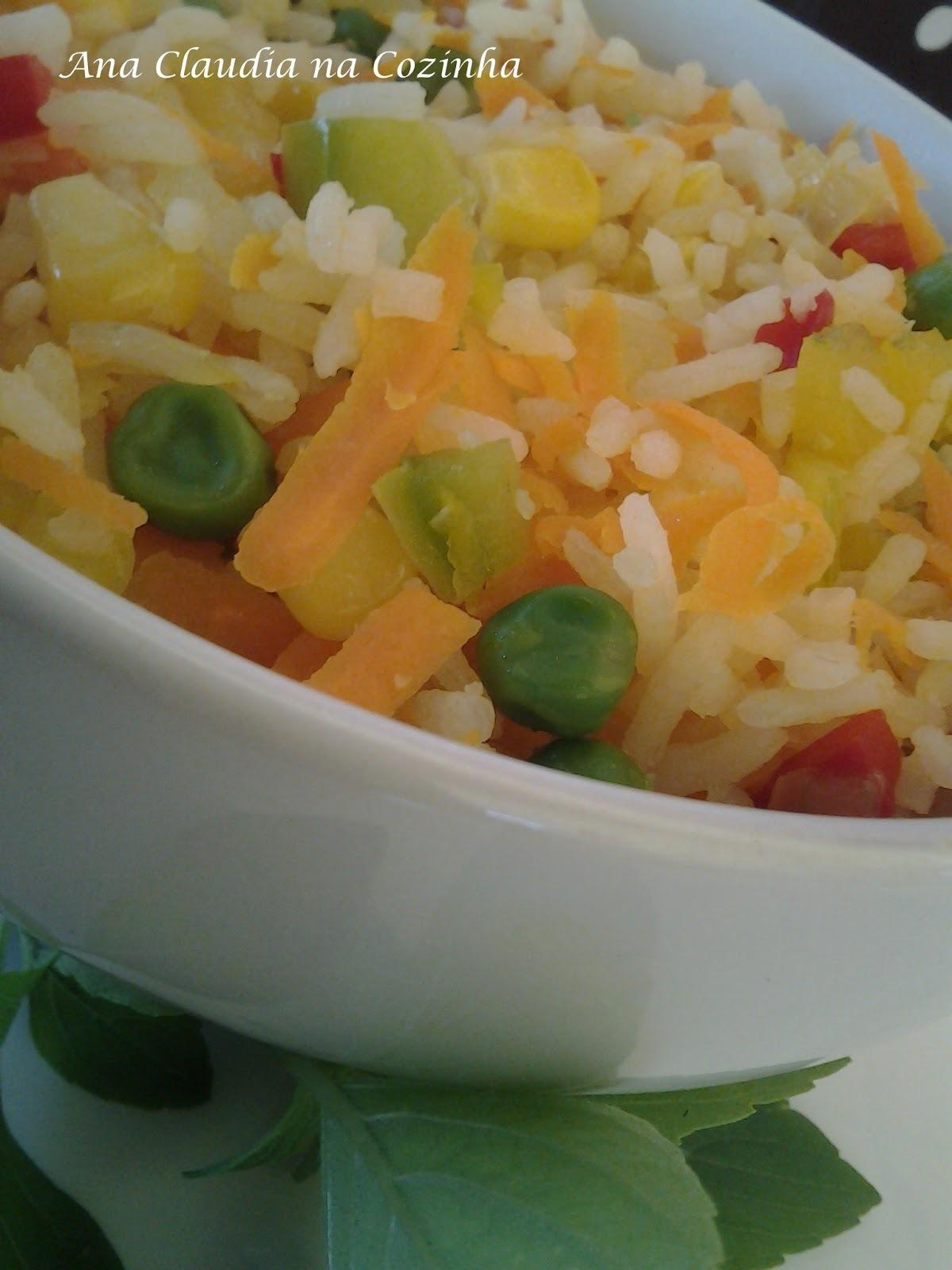 Arroz com Legumes, Divulgação do Legume BC Comer Bem Para Viver Melhor
