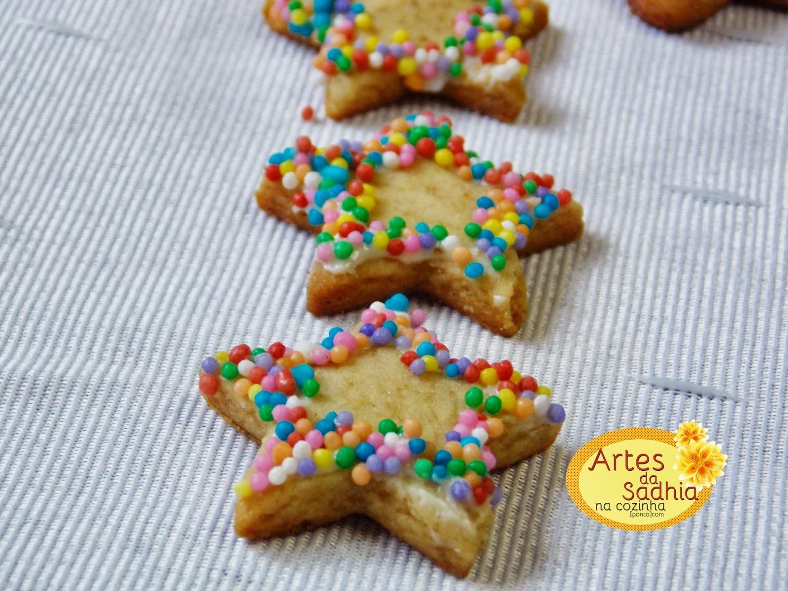 Biscoitos de gengibre - gingerbread