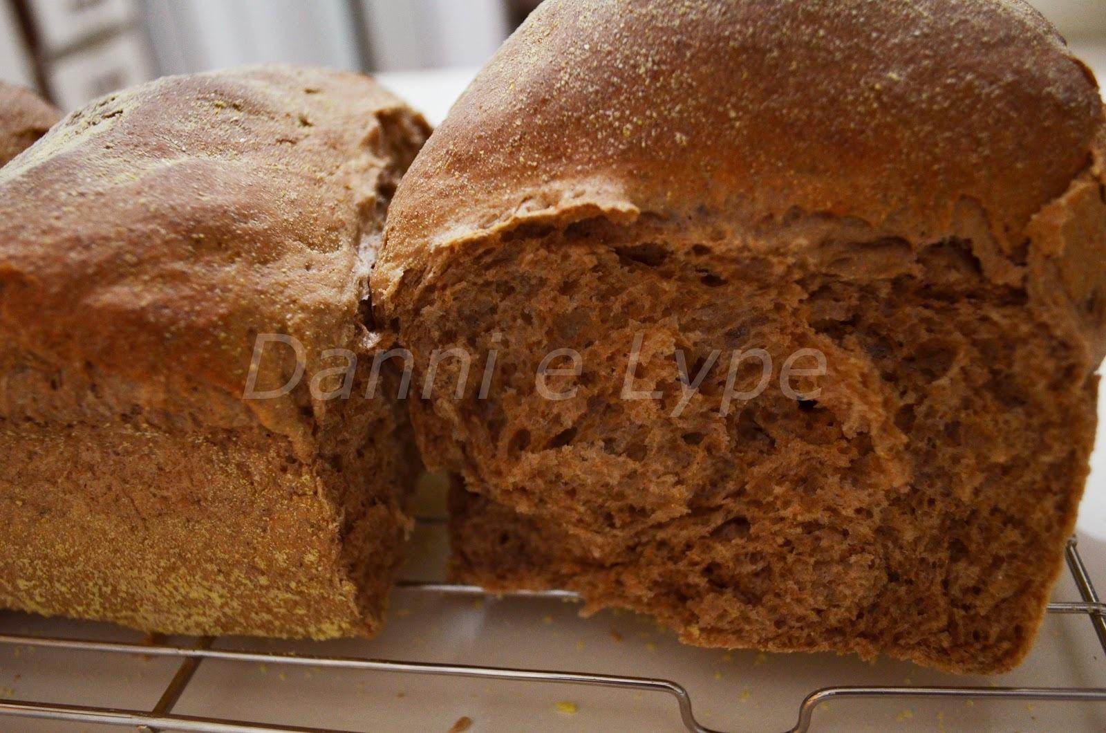 pão australiano sem gluten