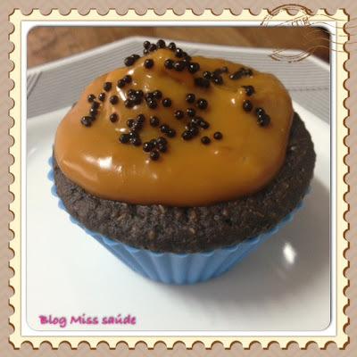 CupFake integral de chocolate Diet
