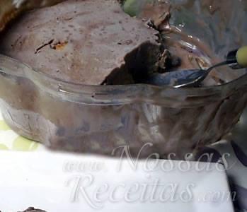 strogonoff de chocolate com nozes mais voce