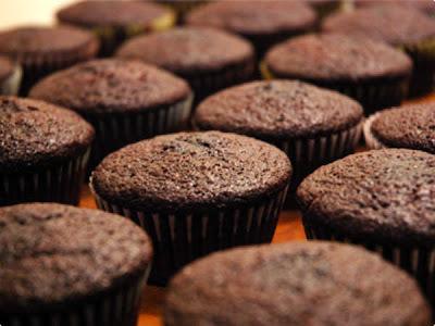 massa para cupcake de liquidificador